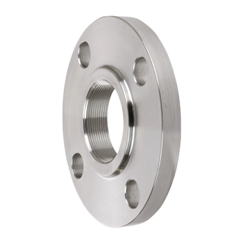 1 in. Threaded Stainless Steel Flange 304/304L SS 150# ANSI Pipe Flanges