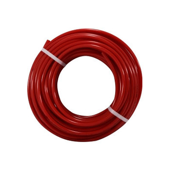 3/8 in. OD Polyurethane Red Tubing, 100 Foot Length
