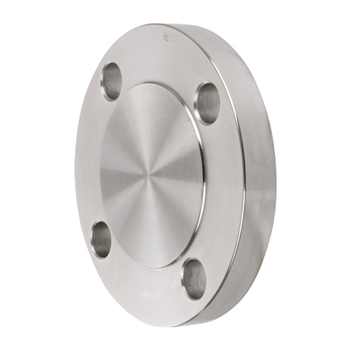 1 in. Stainless Steel Blind Flange 316/316L SS 600# ANSI Pipe Flanges