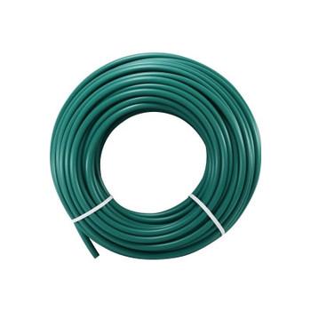 1/4 in. OD Linear Low Density Polyethylene Tubing (LLDPE), Green, 100 Foot Length, Working Pressure 150