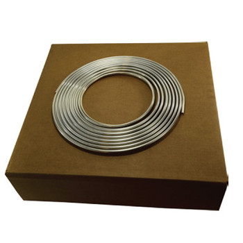 5/16 in. OD Aluminum Tubing, Easy Bend, Alloy 3003, Seamless, ASTM B483, 50 Foot Coil