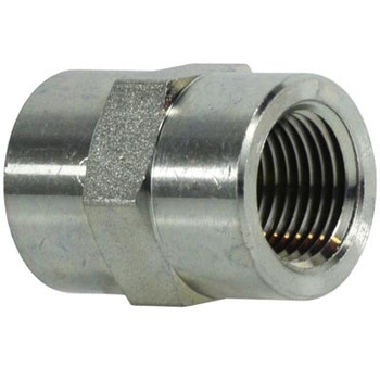 1/8 in. x 1/8 in. Pipe Coupling Steel Pipe Fitting