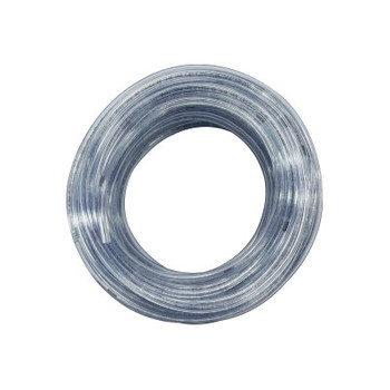 3/8 in. OD Polyurethane Clear Tubing, 100 Foot Length