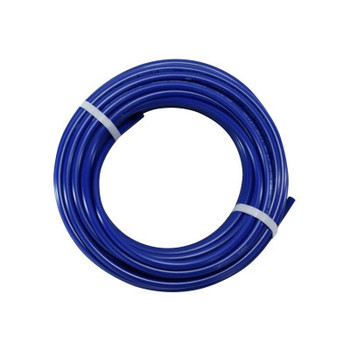 5/16 in. OD Linear Low Density Polyethylene Tubing (LLDPE), Blue, 100 Foot Length