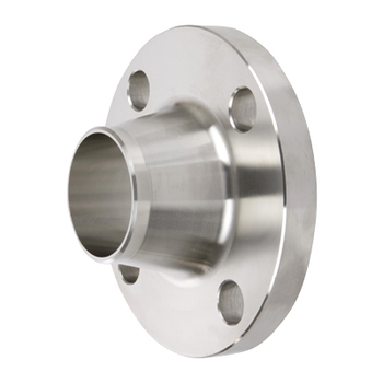 1 in. Weld Neck Stainless Steel Flange 316/316L SS 150#, Pipe Flanges Schedule 80