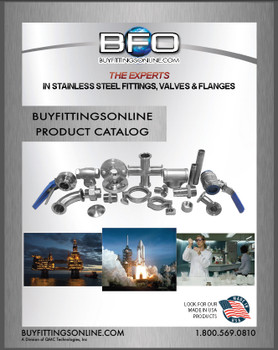 BFO Stainless Steel Catalog