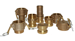 Brass Camlock Couplings