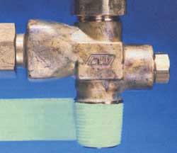 Green Full-Density Oxygen Thread Seal Tapes