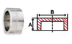 Caps Socket Weld 3000 lb Stainless Steel Forged Pipe Fittings