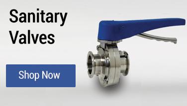 stainless steel sanitary valves