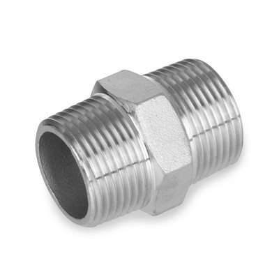 Stainless Steel Pipe Fittings Hex Nipples