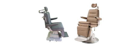 ENT exam chairs