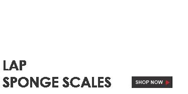 Lap Sponge Scale