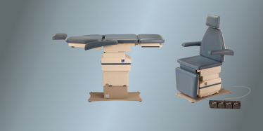 Podiatry chair