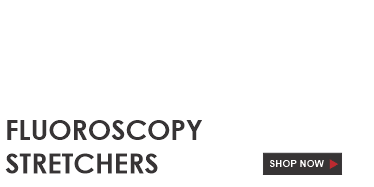 Fluoroscopy stretchers