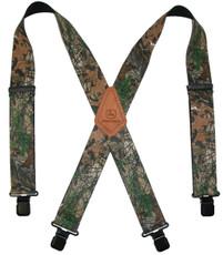John Deere RealTree Suspenders - Camouflage - 4201000-242