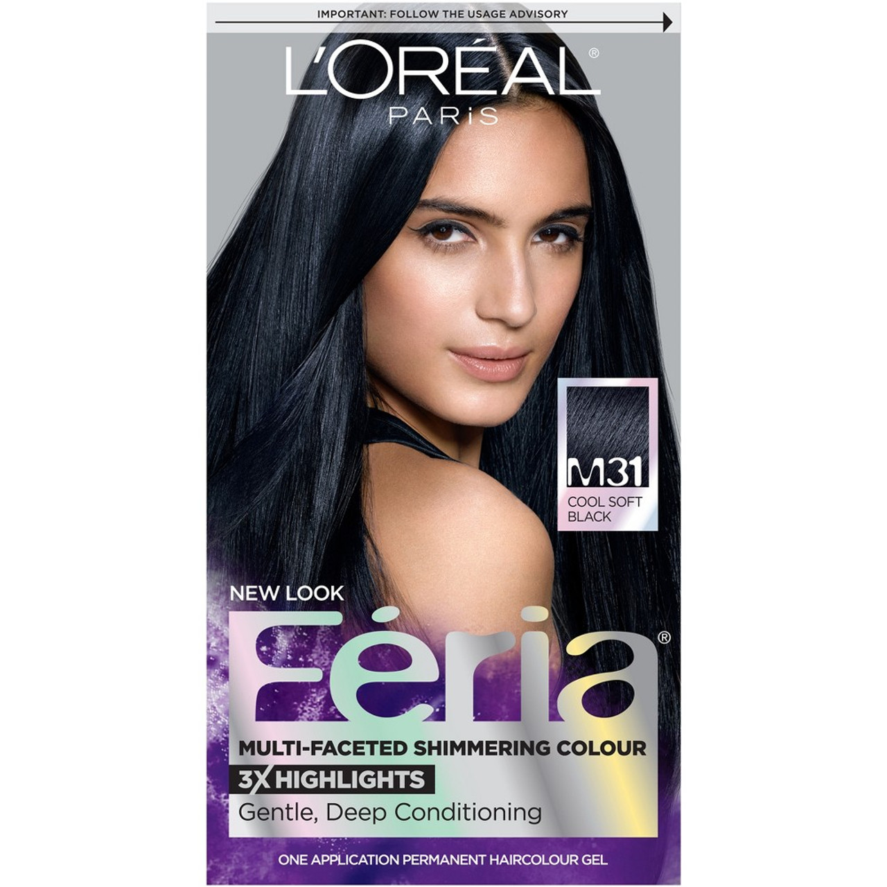 Loreal Paris Feria Midnight Collection Multi Faceted Shimmering