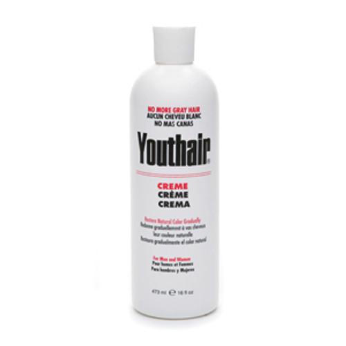 Youthair Hair Creme For Men & Women, 16 oz, 1 Ea