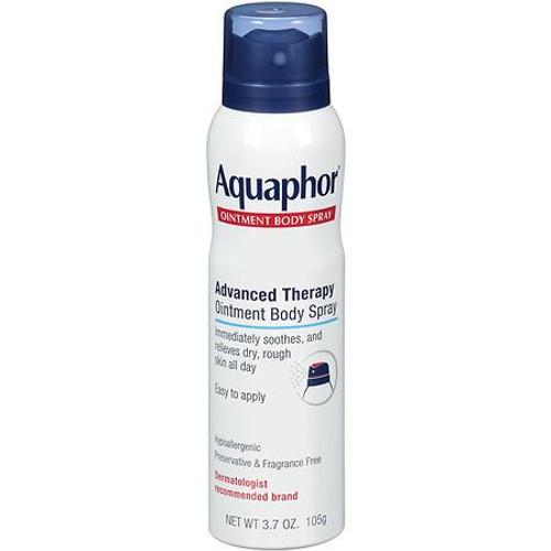 Aquaphor Advanced Therapy Ointment Body Spray, 3.7 oz, 1 Ea