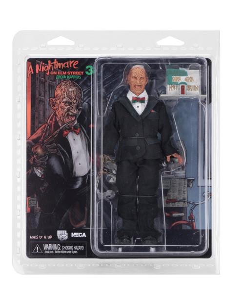 "A Nightmare on Elm Street - Tuxedo Freddy 8"" Action Figure-NEC14956"