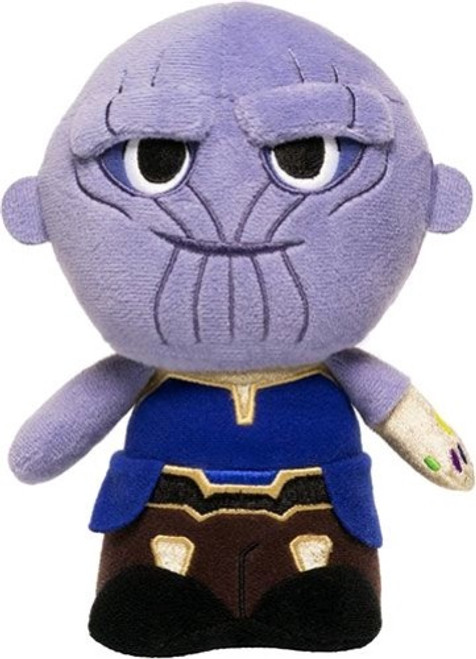 Avengers 3: Infinity War - Thanos Hero Plush-FUN26566