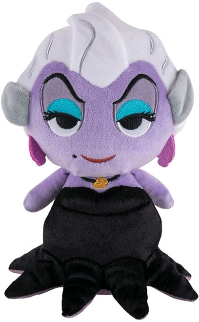 The Little Mermaid - Ursula SuperCute Plush-FUN12642