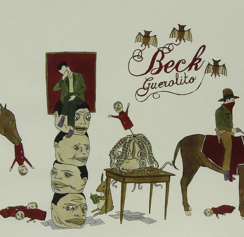 BECK-GUEROLITO- Double Vinyl LP-Brand New-Still Sealed