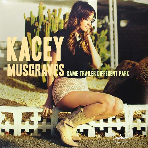 KACEY MUSGRAVES-SAME TRAILER DIFFERENT PARK- Vinyl LP-Brand New-Still Sealed