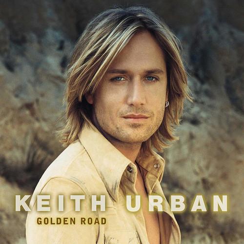 KEITH URBAN-GOLDEN ROAD  - Double Vinyl LP-Brand New-Still Sealed