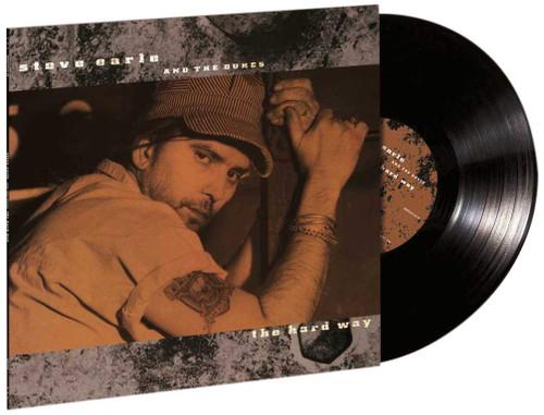 EARLE, STEVE & THE DUKES-THE HARD WAY - Vinyl LP-Brand New-Still Sealed