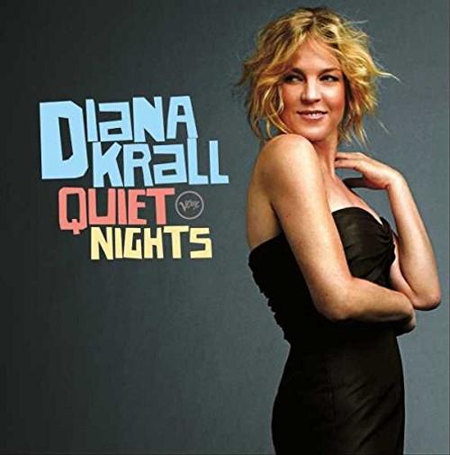 DIANA KRALL-QUIET NIGHTS- Double Vinyl LP-Brand New-Still Sealed