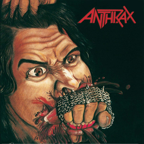 "ANTHRAX-FISTFUL OF METAL / ARMED AND DANGEROUS- Triple 10"" Vinyl LP-Brand New-Still Sealed"
