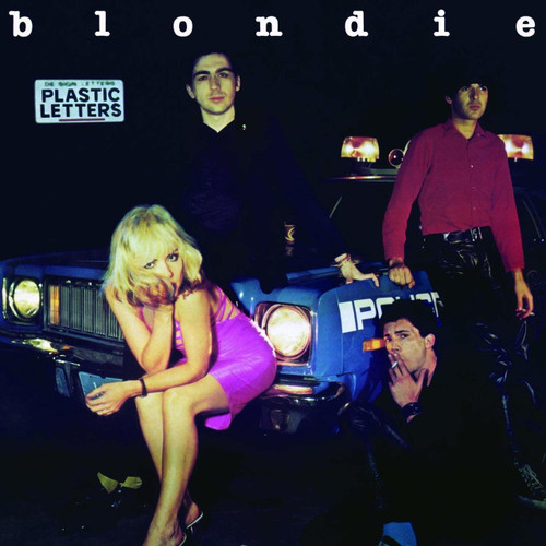 BLONDIE-PLASTIC LETTERS- Vinyl LP-Brand New-Still Sealed