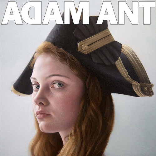 ADAM ANT-ADAM ANT IS THE BLUEBLACK HUSSAR MARRYING THE GUNNER'S DAUGHTER - Double Vinyl LP-Brand New-Still Sealed