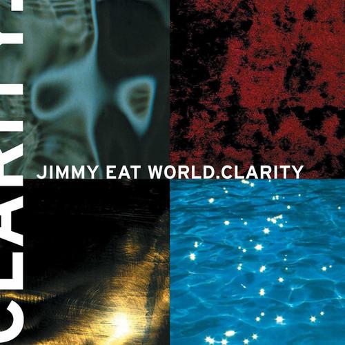 JIMMY EAT WORLD-CLARITY- Double Vinyl LP-Brand New-Still Sealed