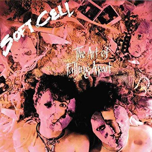 SOFT CELL-THE ART OF FALLING APART - Double Vinyl LP-Brand New-Still Sealed
