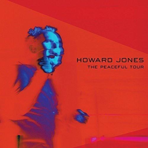 HOWARD JONES-PEACEFUL TOUR- Vinyl LP-Brand New-Still Sealed