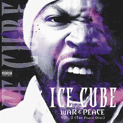 ICE CUBE-WAR & PEACE V.2- Double Vinyl LP-Brand New-Still Sealed