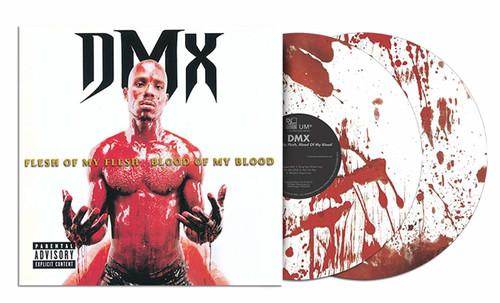 DMX-FLESH OF MY FLESH, BLOOD OF MY BLOOD- Double Vinyl LP-Brand New-Still Sealed