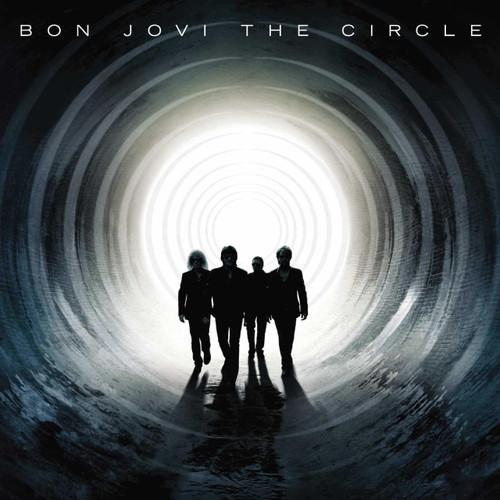 BON JOVI-THE CIRCLE- Double Vinyl LP-Brand New-Still Sealed