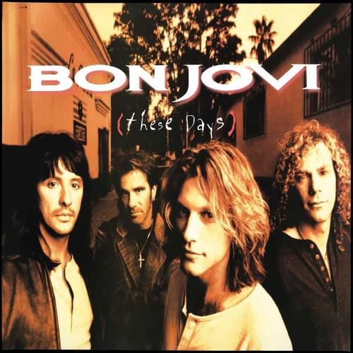 BON JOVI-THESE DAYS- Double Vinyl LP-Brand New-Still Sealed