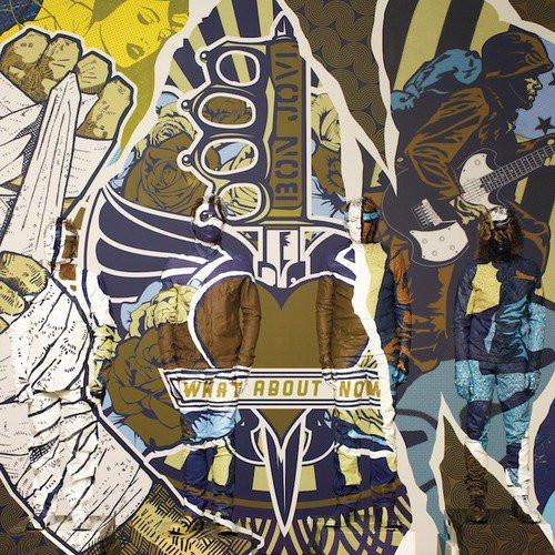 BON JOVI-WHAT ABOUT NOW- Double Vinyl LP-Brand New-Still Sealed