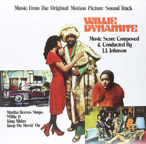 J.J. JOHNSON-OST - WILLIE DYNAMITE - Vinyl LP-Brand New-Still Sealed