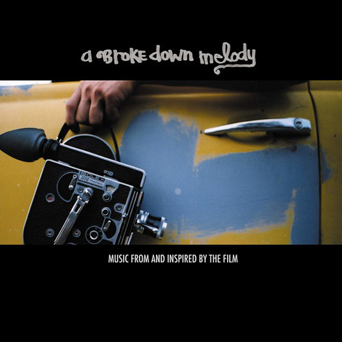 JACK JOHNSON-OST - A BROKEDOWN MELODY- Vinyl LP-Brand New-Still Sealed