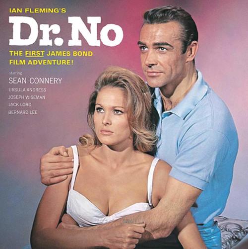 OST - JAMES BOND - DR. NO -- Vinyl LP-Brand New-Still Sealed