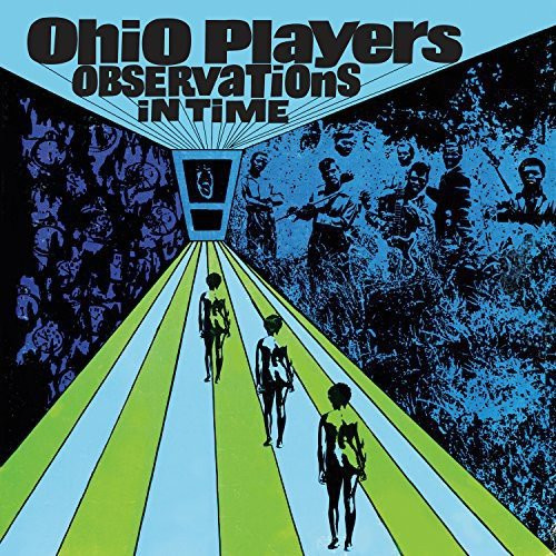 OHIO PLAYERS-OBSERVATIONS IN TIME- Vinyl LP-Brand New-Still Sealed