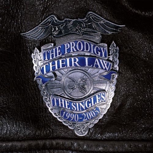 PRODIGY-THEIR LAW - THE SINGLES 1-Double VINYL LP-Brand New-Still Sealed