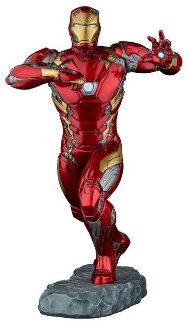 Captain America 3: Civil War - Iron Man 1:6 Scale Limited Edition Statue-IKO0804