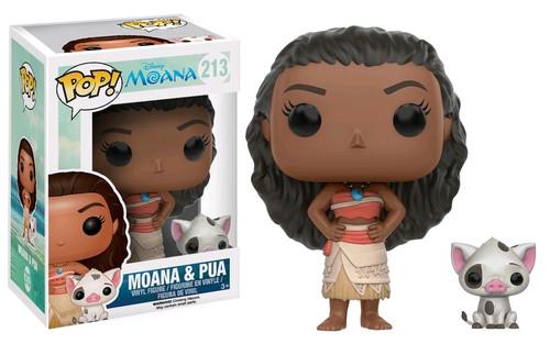 Moana - Moana & Pua Pop! Vinyl-FUN9926