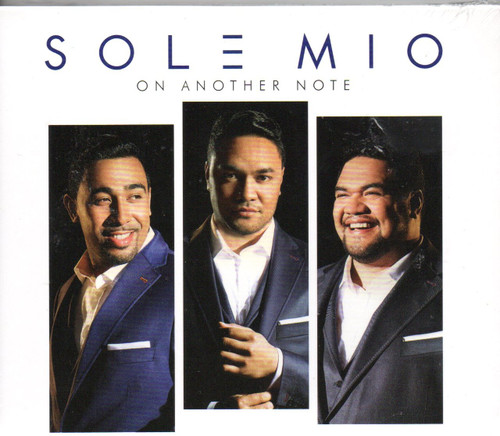 SOL3 MIO-On Another Note (Deluxe Edition 2 bonus tracks) CD-Brand New-Still Sealed